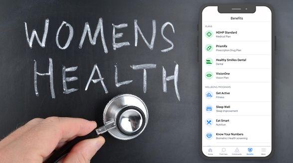 Apps that Target Women Health