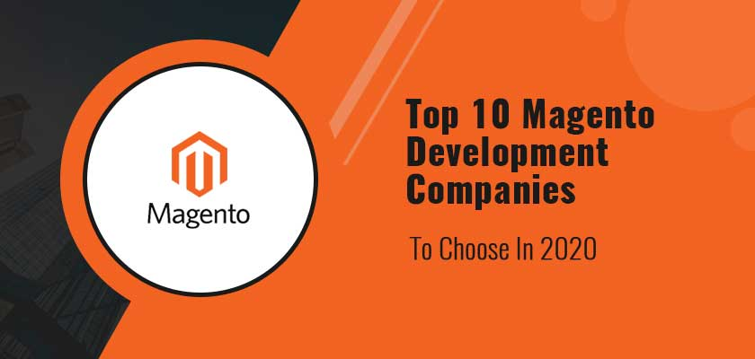 Top 10 Magento Development Companies Banner