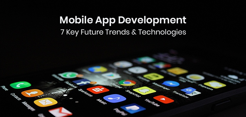 Mobile App Development Future Trends