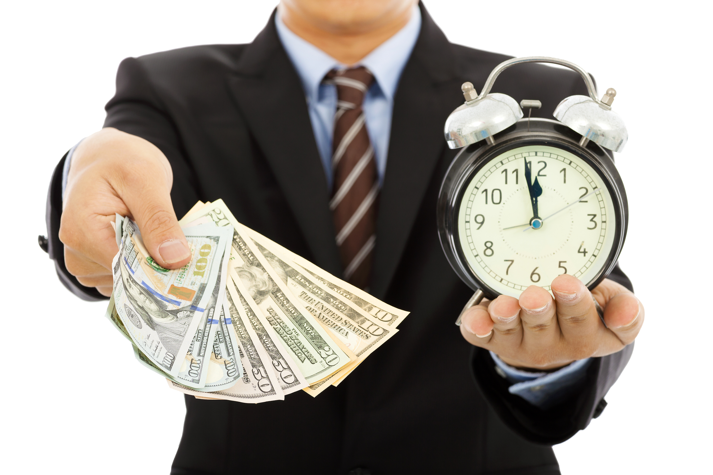 Paying your Employees and vendors on time