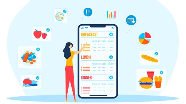 Featured of Nutrition App Development