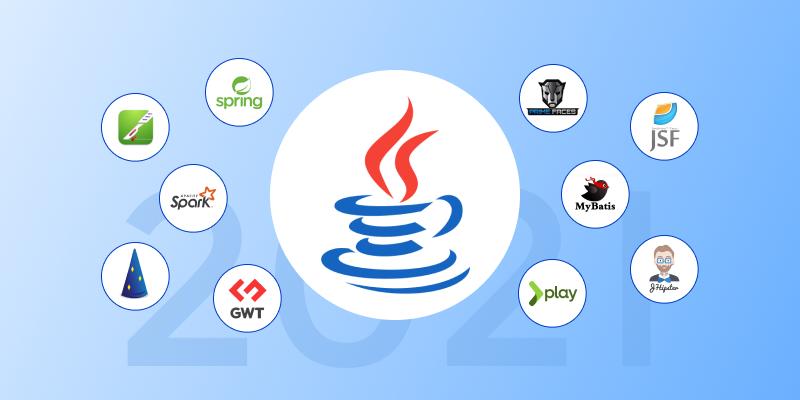 Top 10 Java Frameworks for 2021