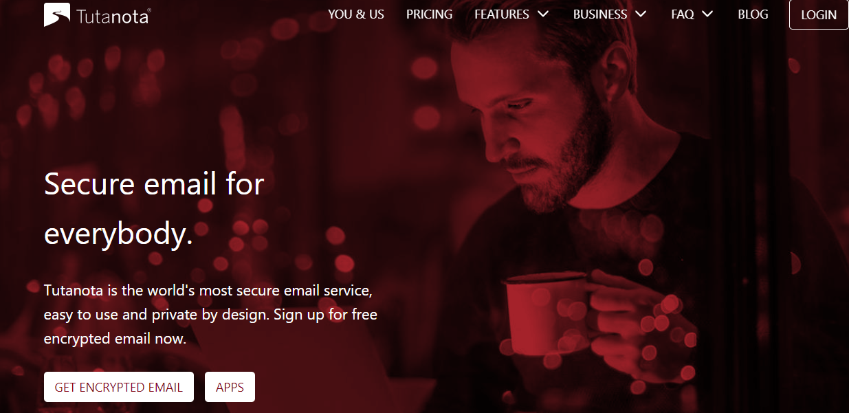 Tutanota Email Service Provider