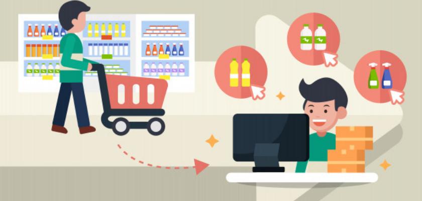 Grocery E-commerce Market