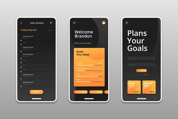 Visual Elements Design App