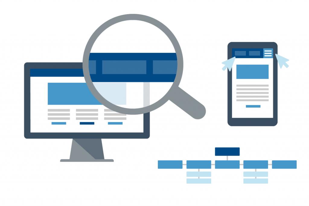 Create A Website Navigation
