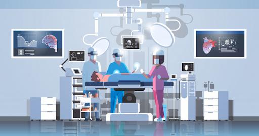 AI & ML in Health Care
