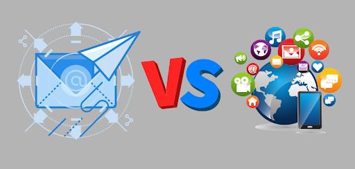 Email Marketing vs. Social Media: Whom To Stick?
