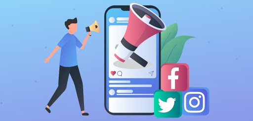 Market A Mobile App On Social Media